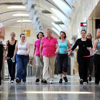 Mall Walking: Exercise's Latest Trend