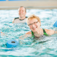 Osteoarthritis and Water Exercise