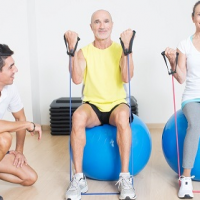 Effect of Resistance Exercises on Function in Older Adults with Osteoporosis or Osteopenia